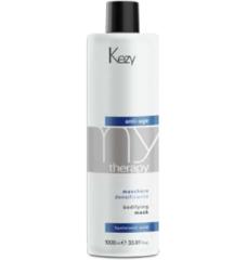 KEZY mytherapy anti-age hyaluronic acid Bodifying mask Маска для придания густоты истонченным волосам с гиалуроновой кислотой 30 мл.