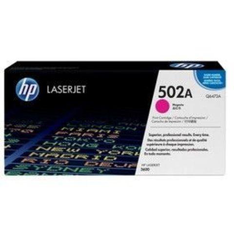 Картридж HP Q6473A magenta - тонер-картридж для HP Color LaserJet 3600dn, 3600n (пурпурный, 4000 стр.)