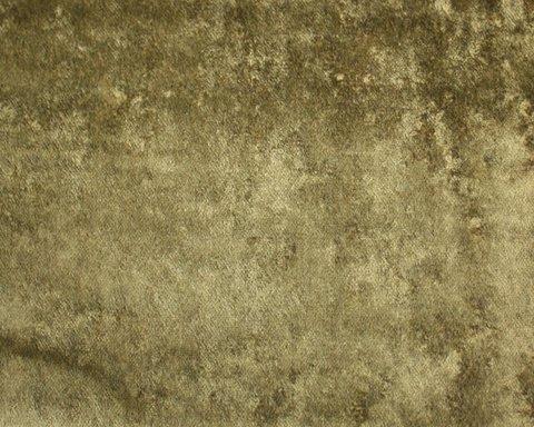 Портьерная ткань Солярис бархат однотонный темно-зеленый