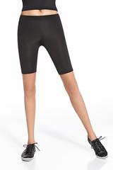 Черные шорты для фитнеса