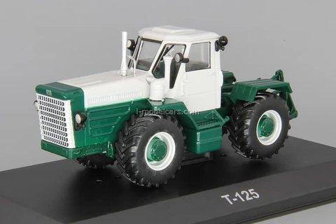 Tractor T-125 1:43 Hachette #98