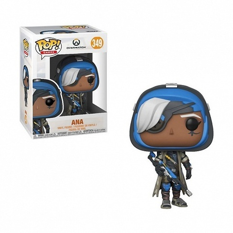 Фигурка Funko POP! Vinyl: Games: Overwatch S4: Ana 32276