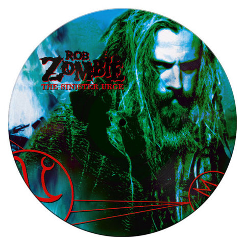 Rob Zombie / The Sinister Urge (Picture Disc)(LP)