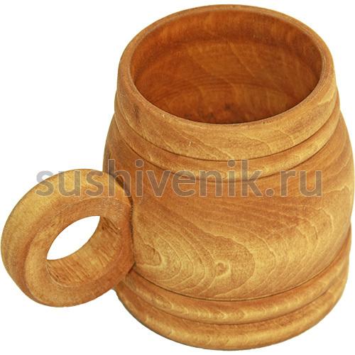 Кружка 0,15 деревянная