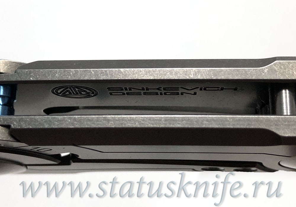 Нож Широгоров Технобамбук SIDIS дизайн - фотография