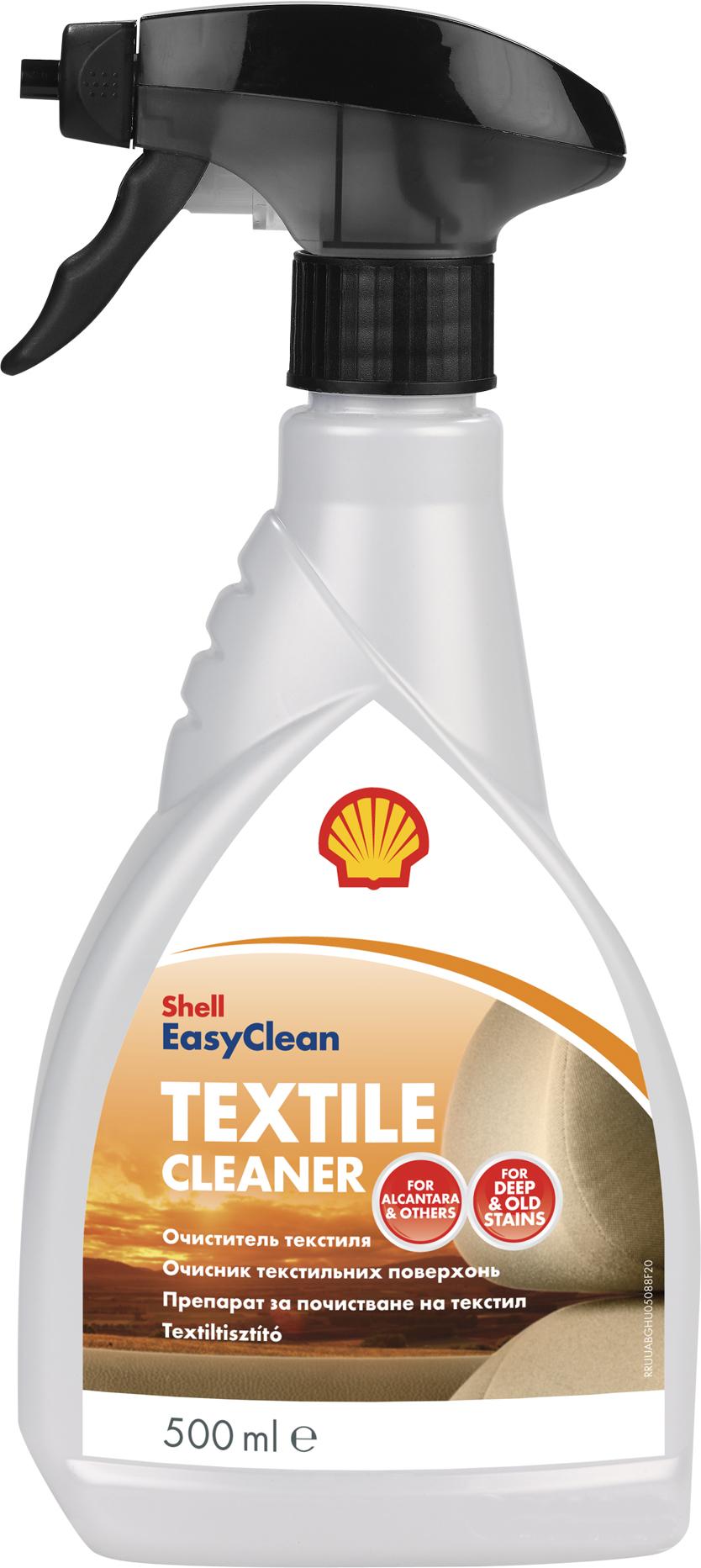 Shell Textile Сleaner Средство по уходу за тканевыми поверхностями салона