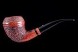 Курительная трубка Mastro De Paja Rustic OB P, M401-1
