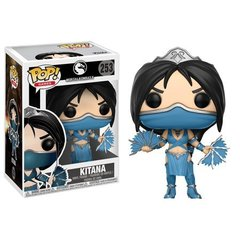 Funko Pop 253 Mortal Kombat X Kitana vynil Games-Figurine Action Figure