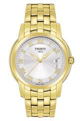 Мужские швейцарские наручные часы Tissot Ballade III T031.410.33.033.00