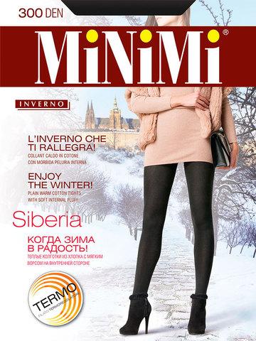 Женские колготки Siberia 300 Minimi