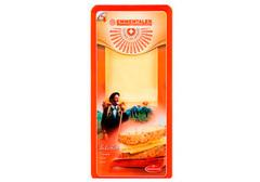 Сыр швейцарский Эмменталер нарезка, 150г