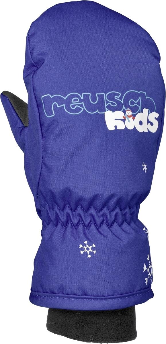 Детские варежки и перчатки Варежки детские Reusch 4585405 402 dazzlingblue 39781-402.jpg