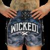 Тайские шорты Wicked One Muaythai x HT