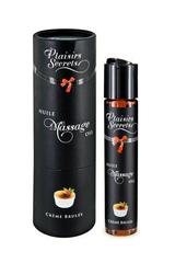 Massage Oil Creme Brulee Массажное масло Крем Брюле