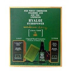 """Подарочный набор  """"Сыворотка для лица и мыло с гиалуроновой кислотой"""" MADAME HENG"""