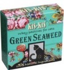 Пастилки из сыворотки для кошек KiS-KiS Green Seaweed Зелёные морские водоросли