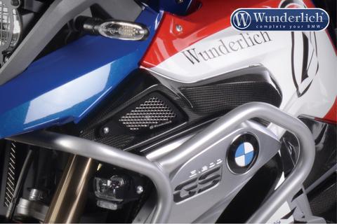 Крышка воздухозаборника левосторонняя BMW R1200GS карбон