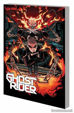 All-New Ghost Rider Volume 2: Legend