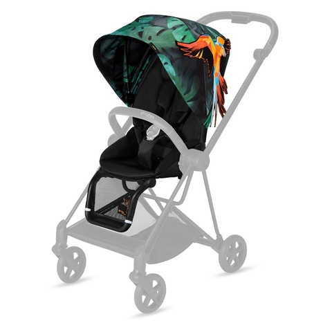 Cybex Mios Seatpack Birds of Paradise