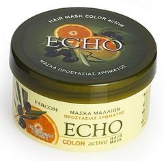 Маска  для  окрашенных  волос Echo 500 мл