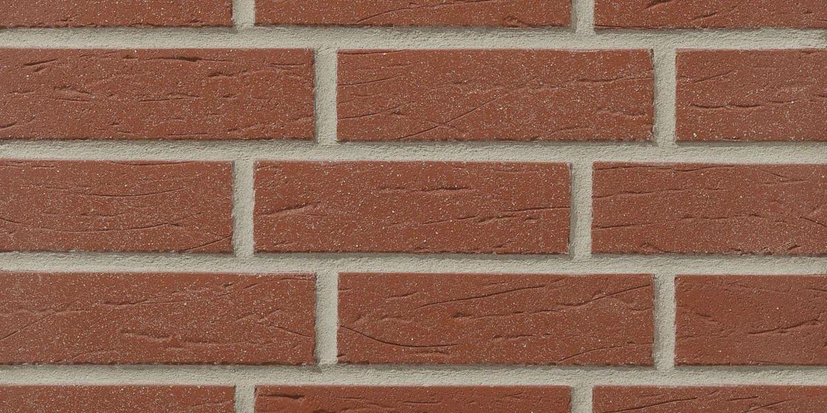 Stroeher - 415 breda, Keraprotect, неглазурованная, поверхность под шагрень с посыпкой, 240x71x11 - Клинкерная плитка для фасада и внутренней отделки