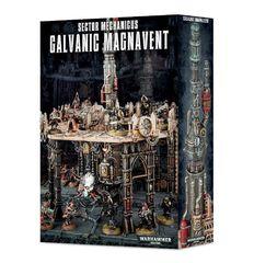 Sector Mechanicus Galvanic Magnavent