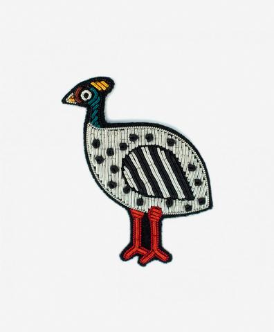 Брошь African Chicken