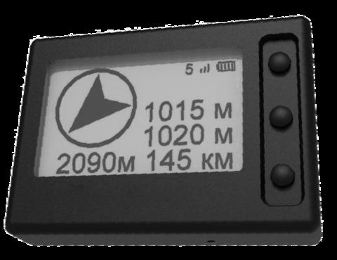 Парашютный высотомер с GPS SkyLexx NAV