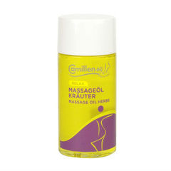 Массажное масло с лекарственными травами Hautfunktionsol Massageöl Kräuter