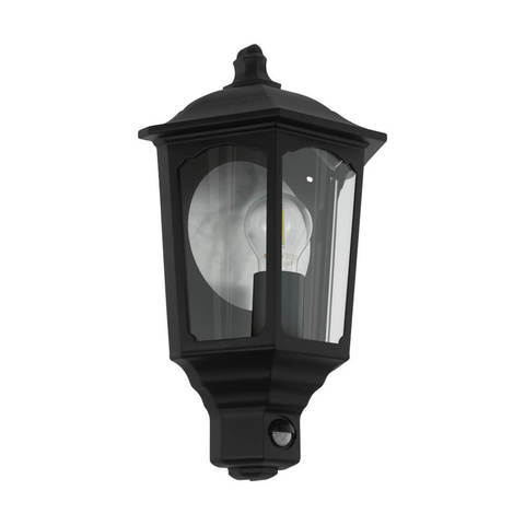 Уличный светильник с датчиком движения Eglo MANERBIO 97259
