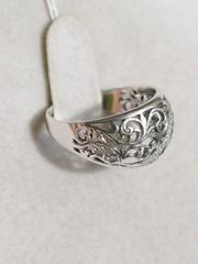 Руно (кольцо из серебра)