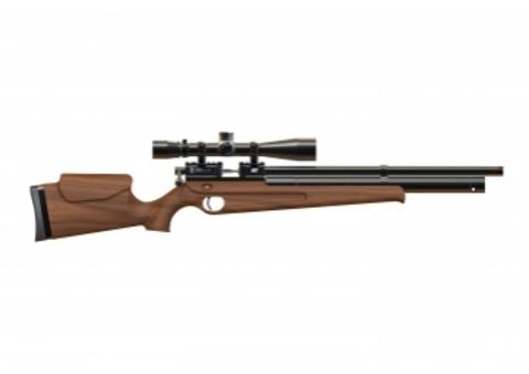 Пневматическая винтовка Ataman M2R Карабин укороченная 6,35 мм (Дерево) (116C/RB)