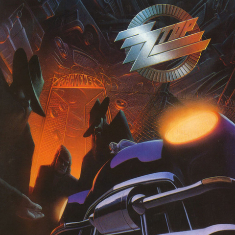 ZZ Top / Recycler (CD)