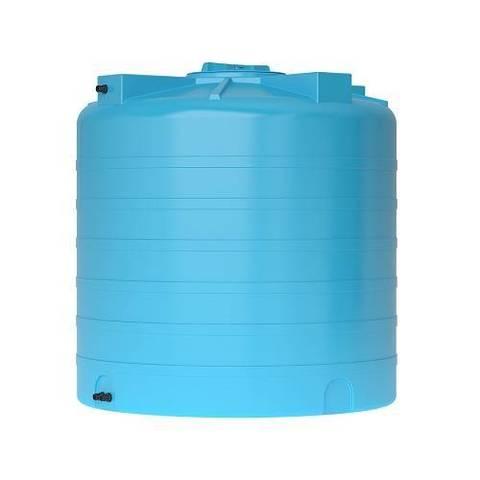 Бак для воды АКВАТЕК ATV 1000 (с поплавком, цвет синий)