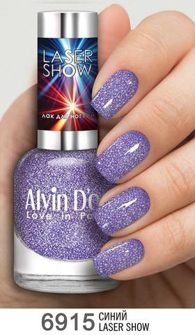 Alvin D`or Лак для ногтей LASER SHOW тон 6915