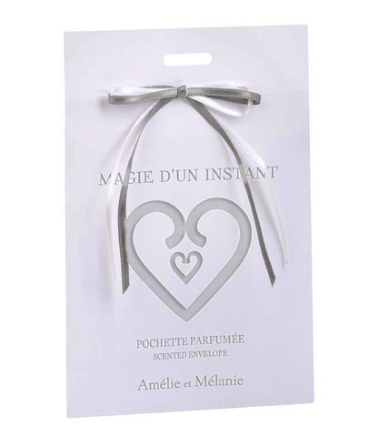Саше в конвертике ароматизированное Волшебное мгновение, Amelie et Melanie