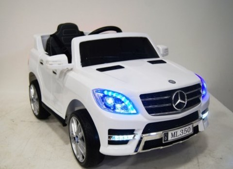 Детский электромобиль ML350 белый Rivertoys ML350-WHITE ML350 белый