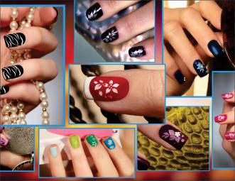 Голливудские ногти (Hollywood Nails) принтер-штамп для ногтей