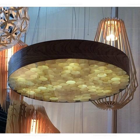 replica SPIRO SUSPENSION LAMP D60 by LZF