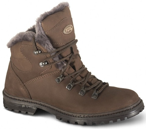Ботинки «Фривей» зима (натуральный мех)