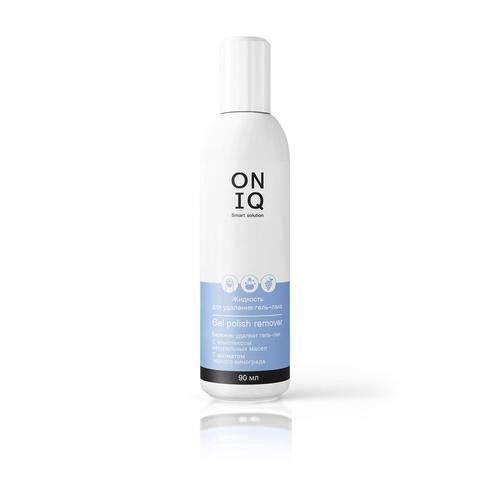 ONIQ Жидкость для удаления гель-лака с ароматом черного винограда, 90 мл