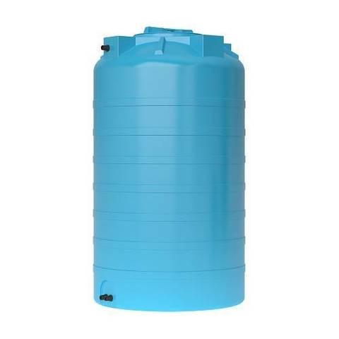 Бак для воды АКВАТЕК ATV 500 (с поплавком, цвет синий)