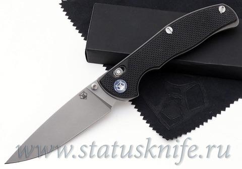 Нож Широгоров Табарган 100NS 440С G10 черная