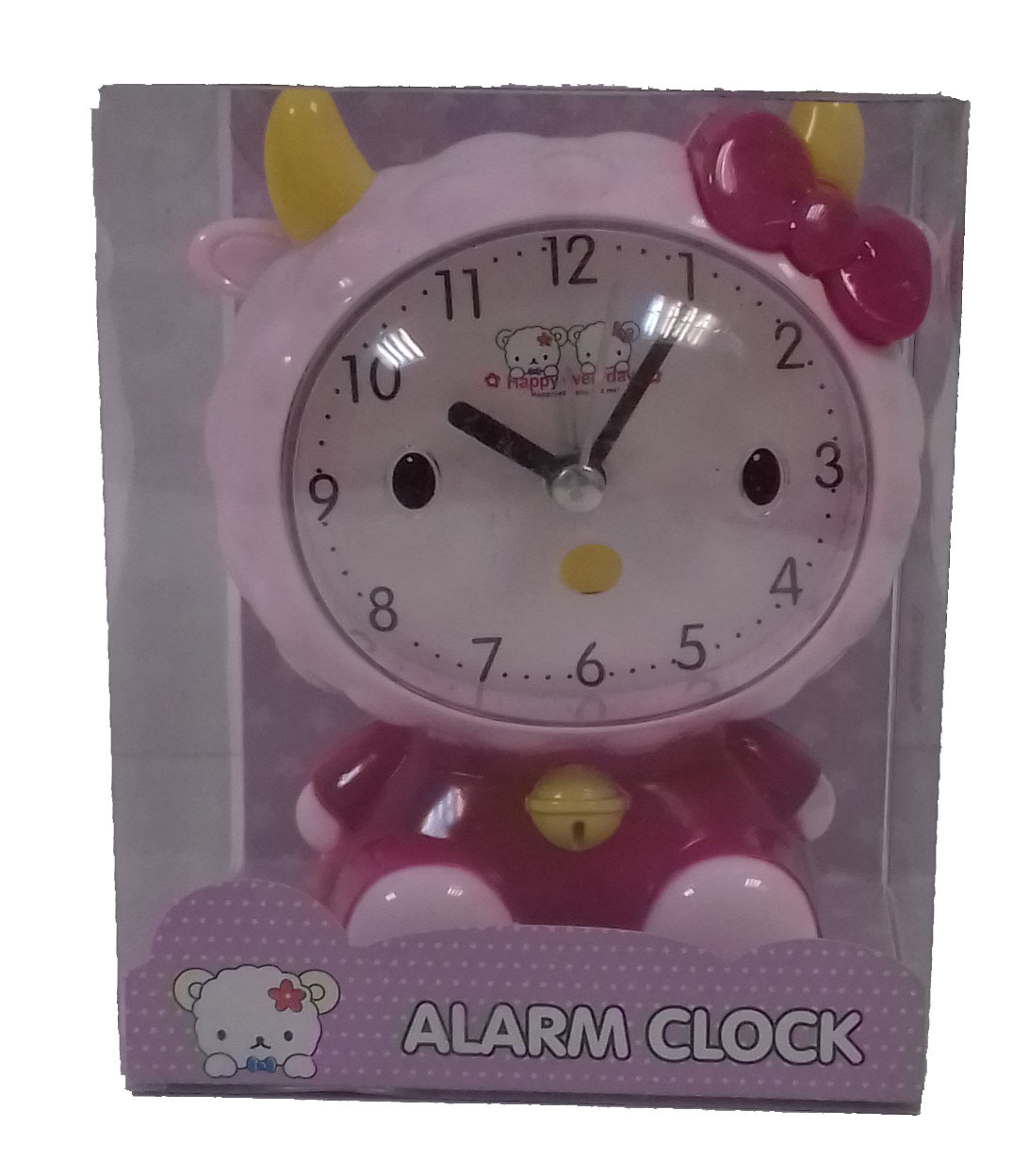 Будильник ALARM CLOCK CARTOON. (Барашка)