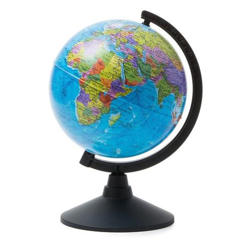 Глобус Земли политический,Классик,210мм