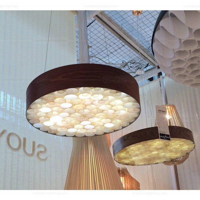 Replica Spiro Suspension Lamp D60 By Lzf Buy In Online