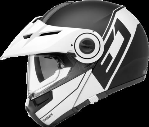 Schuberth, Шлем E1 Radiant, белый
