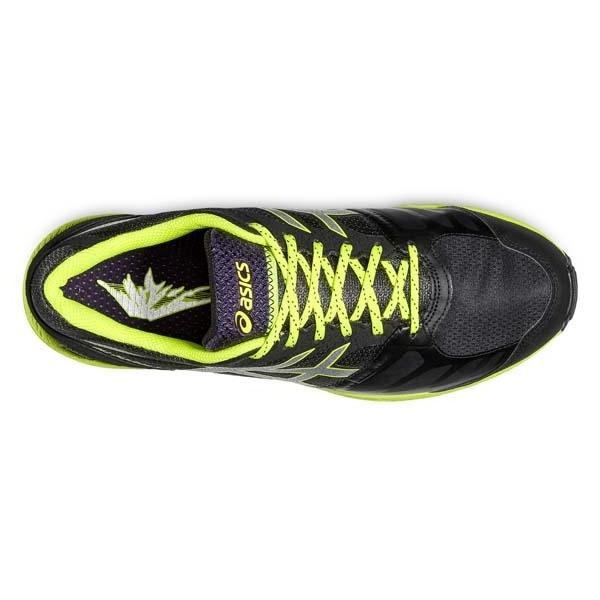 Мужские беговые кроссовки Asics Gel-Fujisetsu 2 GTX (T5L4N 9093) черные фото