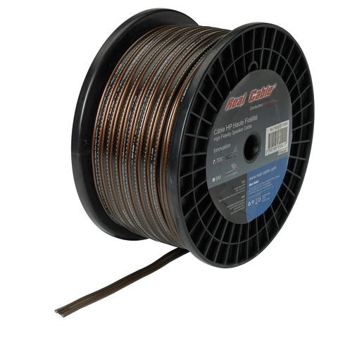 Real Cable TDC200F, 100m, кабель акустический
