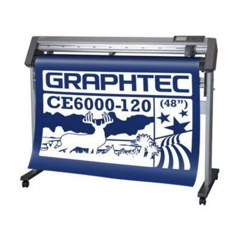 Рулонный режущий плоттер Graphtec CE6000-120